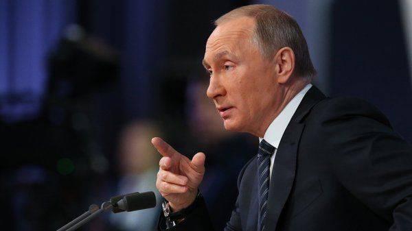 Путин рассказал, на что направлена политика США на Украине
