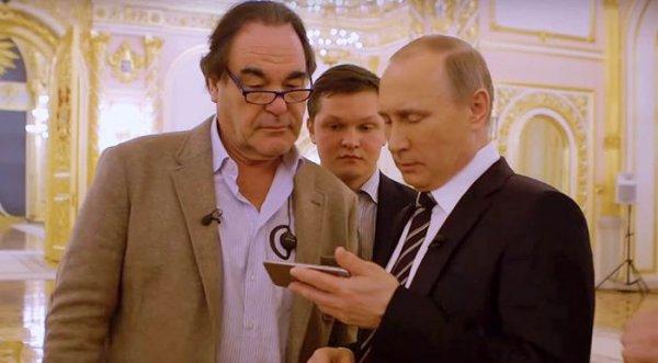 Расшифровка первой части фильма Стоуна о Владимире Путине
