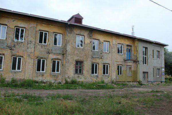 Почему в Краматорске за деньги ЕС так и не построили жилье для переселенцев