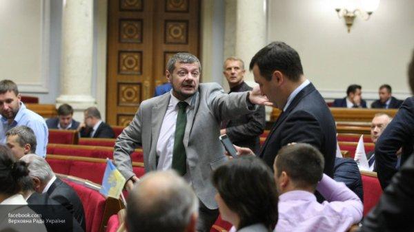Невинный Мосийчук рассказал, как украинские политики «наколдовали» себе места в Раде