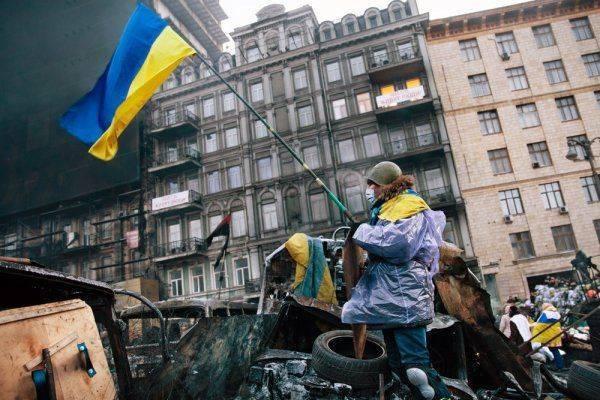 Майданные игры Ротшильдов на Украине: путевка в Европу с китайской пропиской