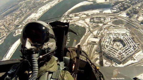 Пилоты ВВС США погибли из-за неисправности кислородной системы