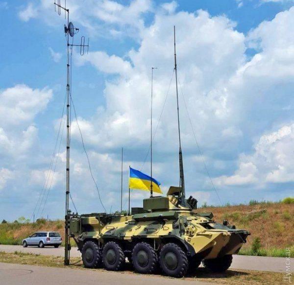 Перспективы развития вооружения и военной техники сухопутных войск Украины до 2020 года