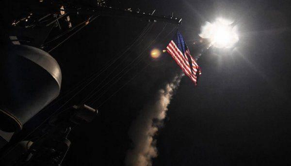 США: причины нового удара по Сирии