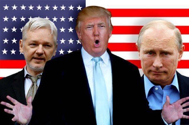 Ассанж будет лучшим начальником российско-американской группы по кибербезопасности