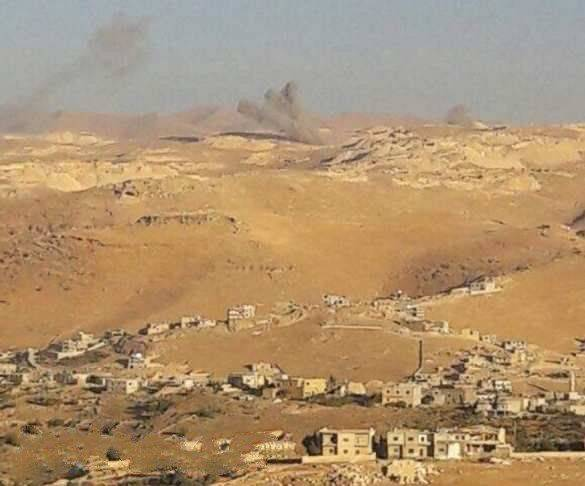 ВКС РФ и ВВС САР громят ИГИЛ и «Аль-Каиду» в Сирии и Ливане