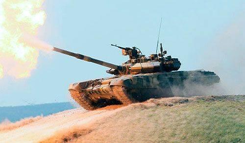Новым продажам российских танков способствует операция в Сирии