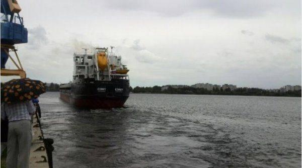 Возрождение российского судостроения: «Балаковский» сдал новейший сухогруз