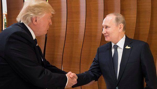 Потрясающий Владимир Путин: отзыв Трампа о встрече с президентом РФ