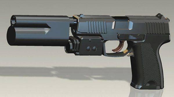 Пистолет ОЦ-122: каким будет бесшумный «скальпель» для спецназа