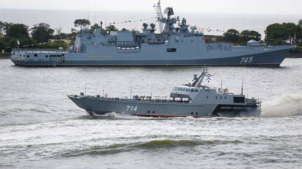 ВМФ получит «левитирующие» катера