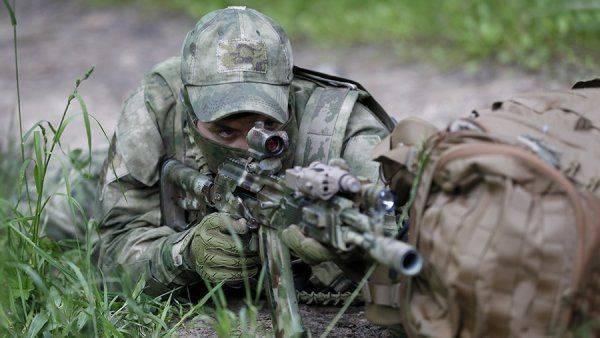 Российский спецназ получит форму будущего