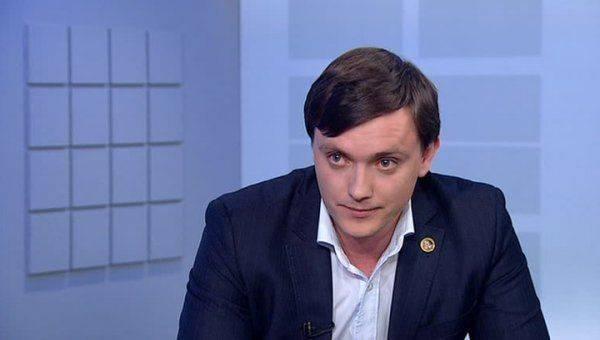 Украину взращивали не для мира с Россией. Константин Кнырик