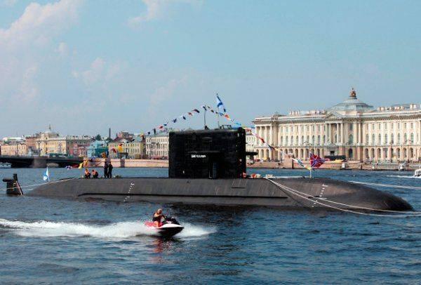 Подводный дефицит: новые субмарины для ВМФ России