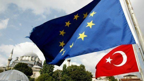 Очередной кнут от ЕС: Турция должна демонстрировать ценности Европы