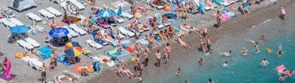 Минтранс Украины не справляется с потоком украинцев, желающих отдохнуть в Крыму