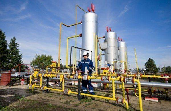 «Газпром» снова утер нос всем «революционерам»