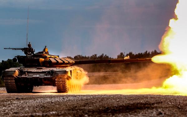 Сверхзащищенные Т-72Б3 поступили в легендарный 68 танковый полк