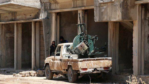 Завеса артогня остановит «джихад-мобили»