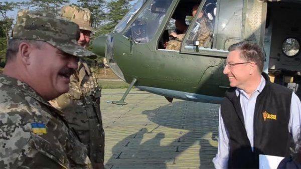 США подталкивают Киев к самоубийственной атаке