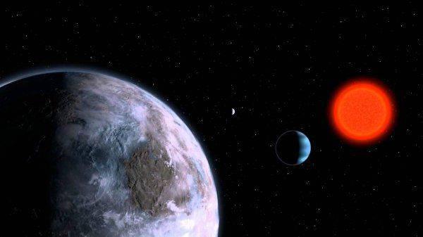 Сенсация! Получен мощный сигнал от разумных существ с планеты Gliese 581g