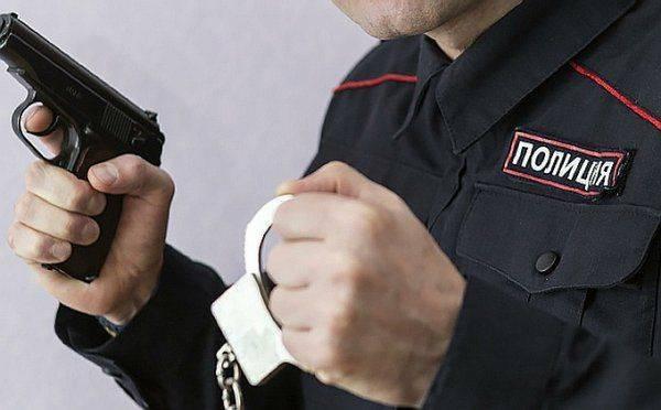 Кадры ликвидации членов банды GTA в Мособлсуде