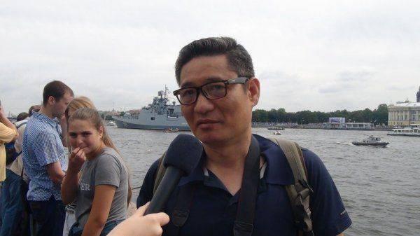 Иностранцы поразились мощью российского флота: «Ваши корабли первые в мире»