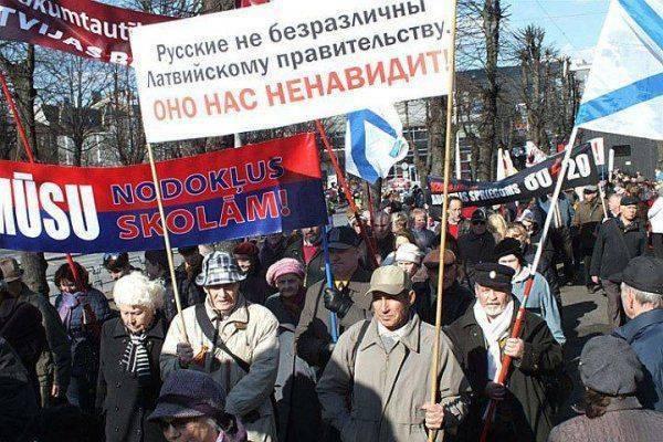 НАТО – русским Прибалтики: Вешать вас будем потом