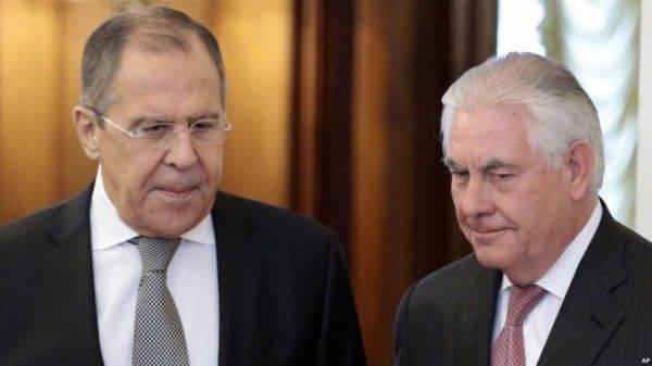 Лавров «популярно» объяснил Тиллерсону суть ответа РФ на санкции США