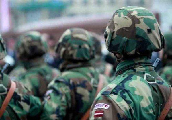 Латвия ждёт «российский удар»