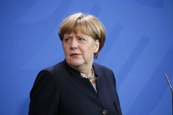 Запад «прыгает на граблях»: немцы «заигрывают» с ЕС и США