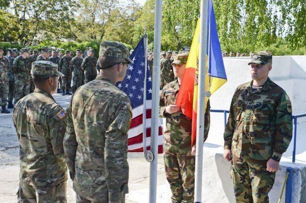 Министерство обороны Молдовы обманывает президента: американцы строят военную базу у границ с Приднестровьем!
