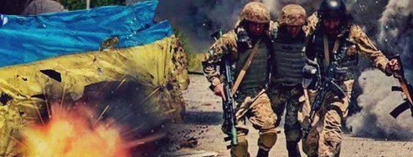 Ситуация на фронте: Украинцы бросают окопы и отступают, их техника горит