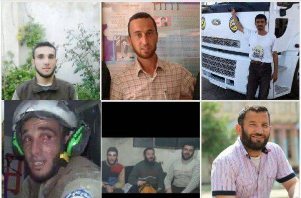 Зверское убийство «Белых касок» в Идлибе, под подозрением «Аль-Каида»