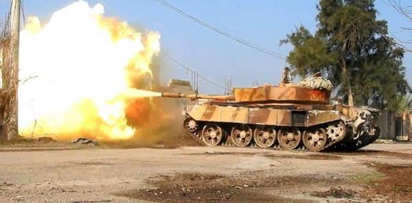 ИГИЛ штурмует позиции Армии Сирии в Дейр эз-Зор и перебрасывает подкрепления