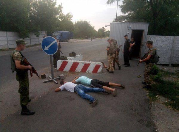 Мариупольцы показали настоящее отношение к бойцам АТО из «Ивано-Франковска»