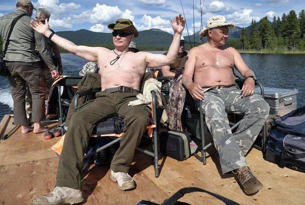 Как Путин очень больно ударил мировую элиту в коленную чашечку