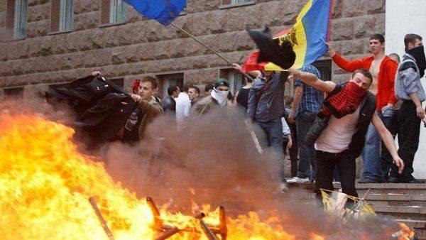 К ноябрю 2018 года в Молдове готовят евромайдан