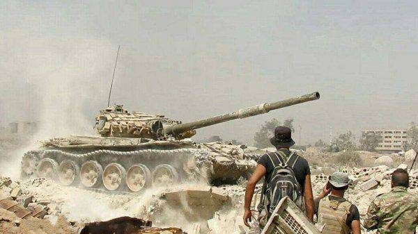 Ожесточенные бои продолжают сотрясать Дамаск: Армия Сирии громит боевиков
