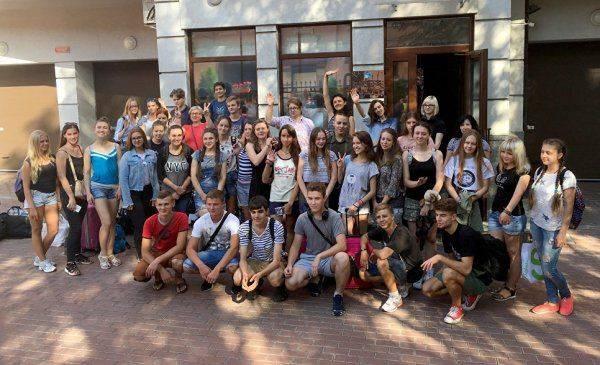 Прекрасное далёко: поездка украинских школьников в Россию вызвала переполох в Киеве