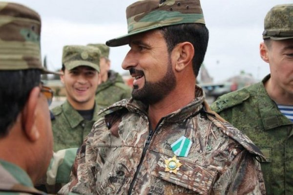 Глава Генштаба РФ выразил благодарность сирийскому генералу Хасану Сухелу