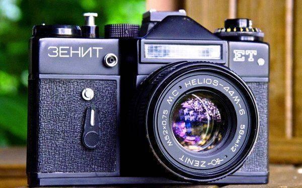 В России возродят производство фотоаппаратов «Зенит»