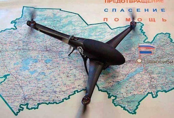 В России создан уникальный БПЛА «Colibri S2» с рекордной дальностью полёта