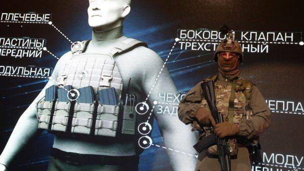 Будущее русской армии: Невидимый солдат, стреляющий не глядя в прицел