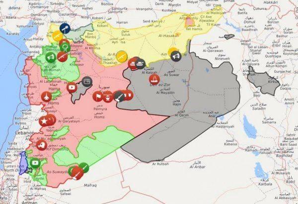 Сирия наша. Корея ваша