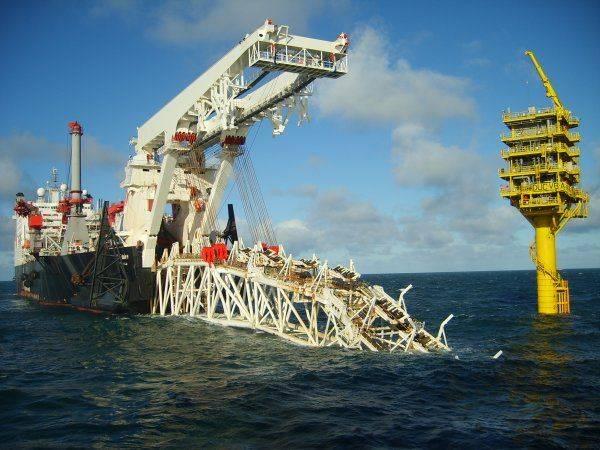 «Северный поток – 2» будет реализован: финансовая часть проекта завершена