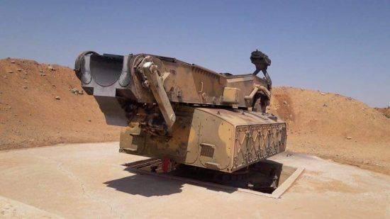 Сирия сбивает израильский F-15 над Ливаном