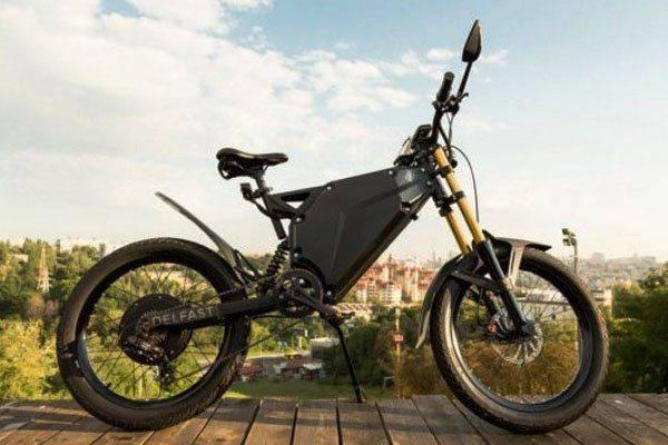 Новый конкурент для Tesla по запасу хода: на Украине создали гибрид из велосипеда и мотоцикла