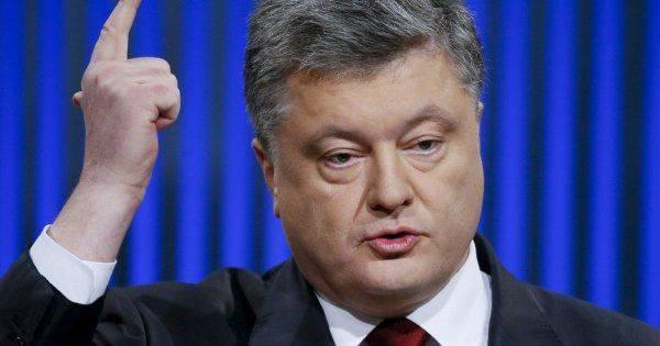 Порошенко «роет» под Крым: на Украине предложили превратить полуостров в остров