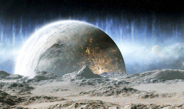 Чьи боевые базы обнаружены на обратной стороне Луны
